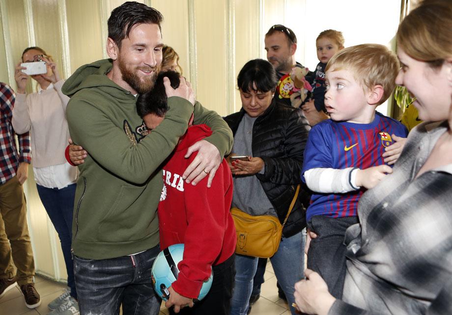 El Barça reparte felicidad